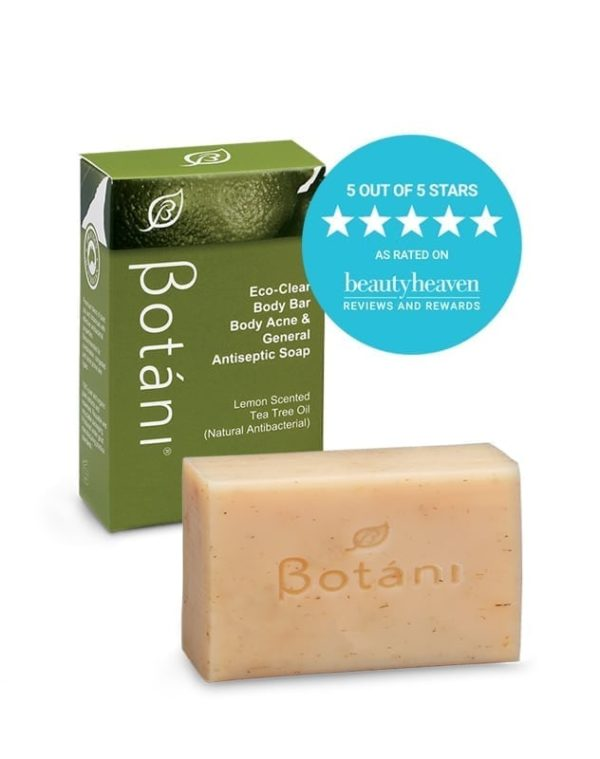 Eco-Clear Body Bar 5 star reviews