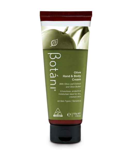 Olive Hand and Body Cream