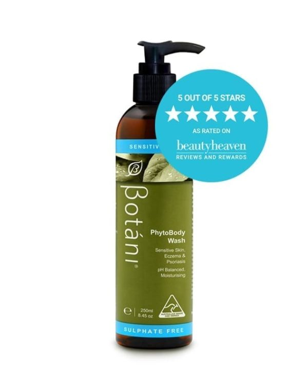 PhytoBody Wash 5 out of 5 Star Reviews