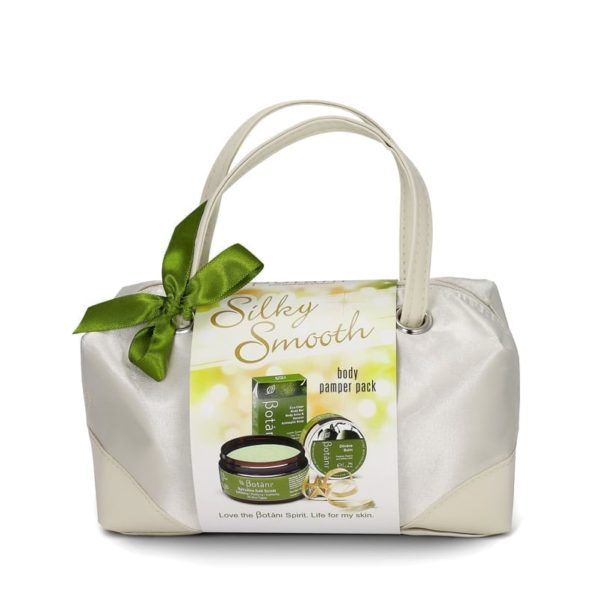 Silky Smooth Body Pamper Pack