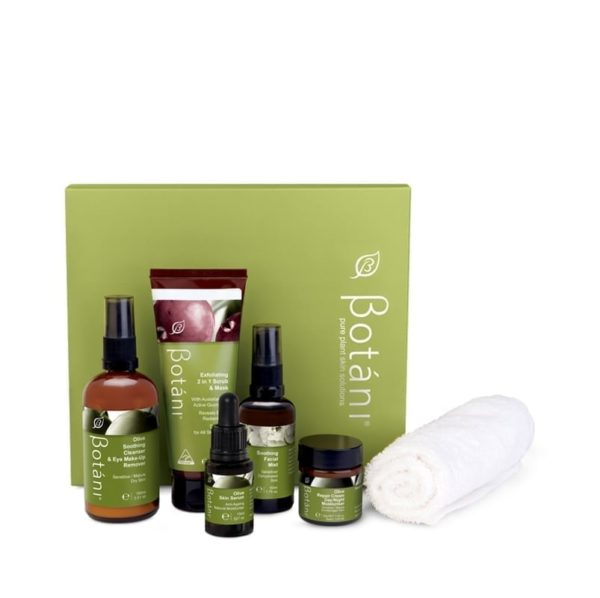 Soothing Facial Gift Pack