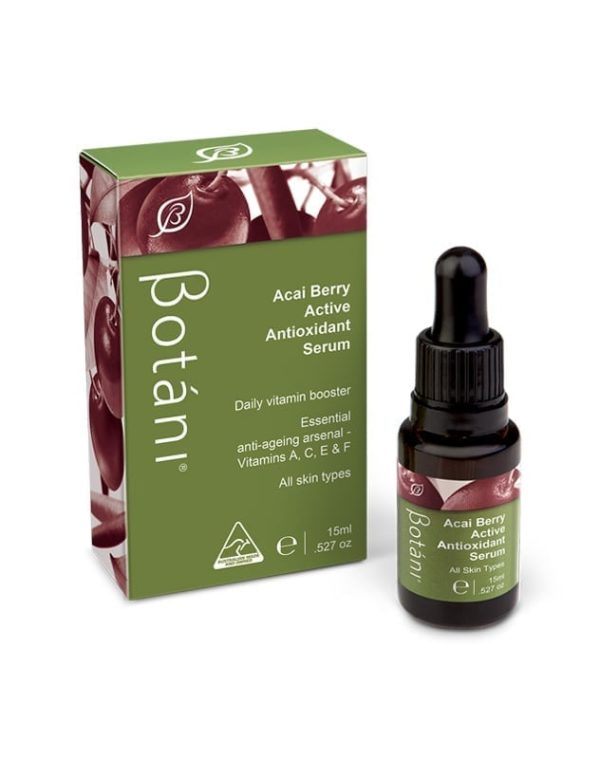 Acai Berry Active Antixoidant Serum 5 out of 5 Star Reviews