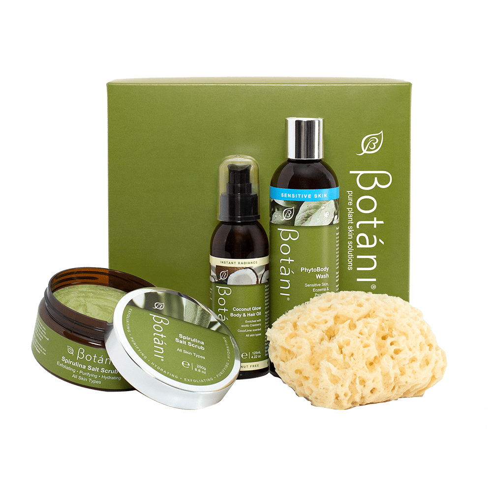 Eco Body Pamper Pack