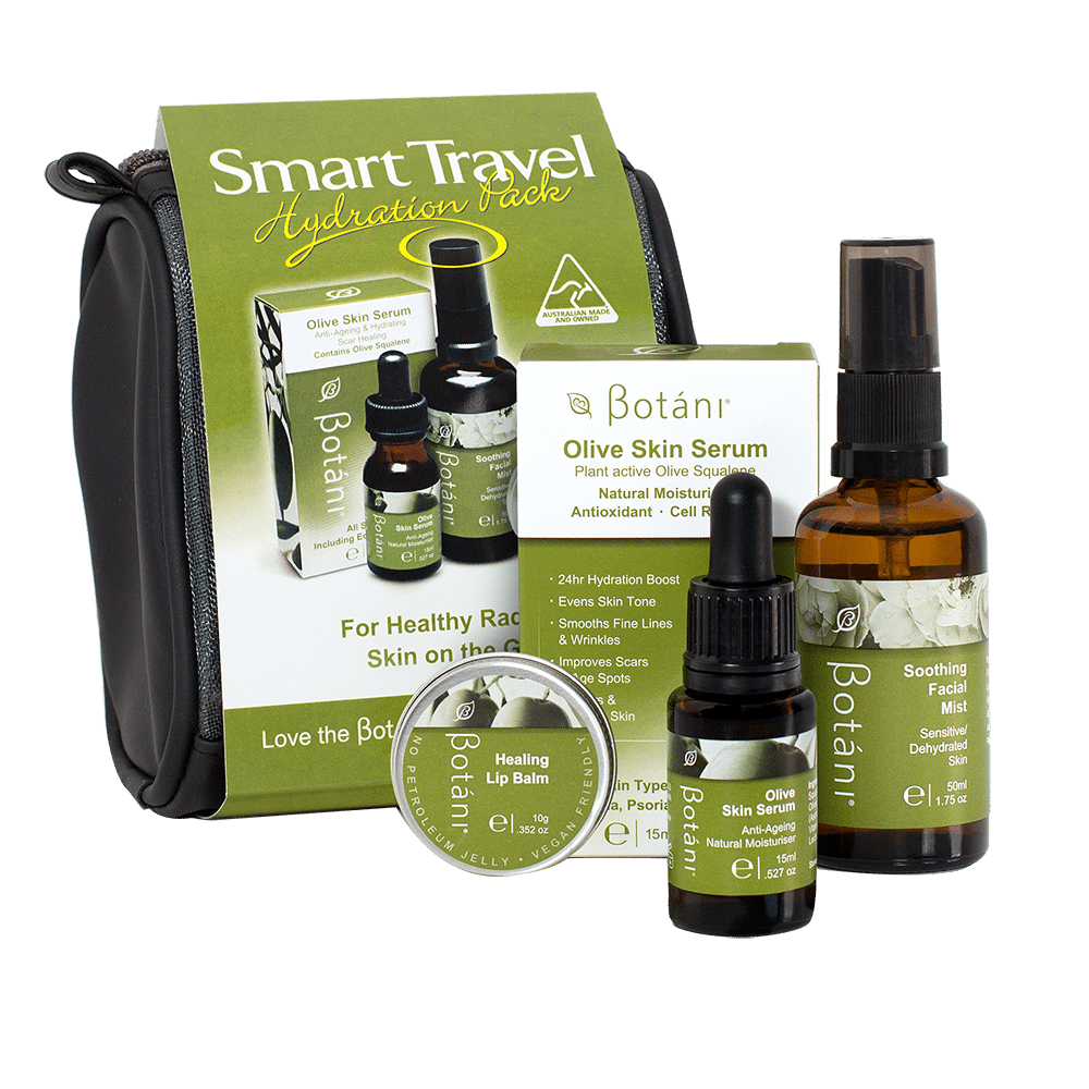 Smart Travel Hydration Pack