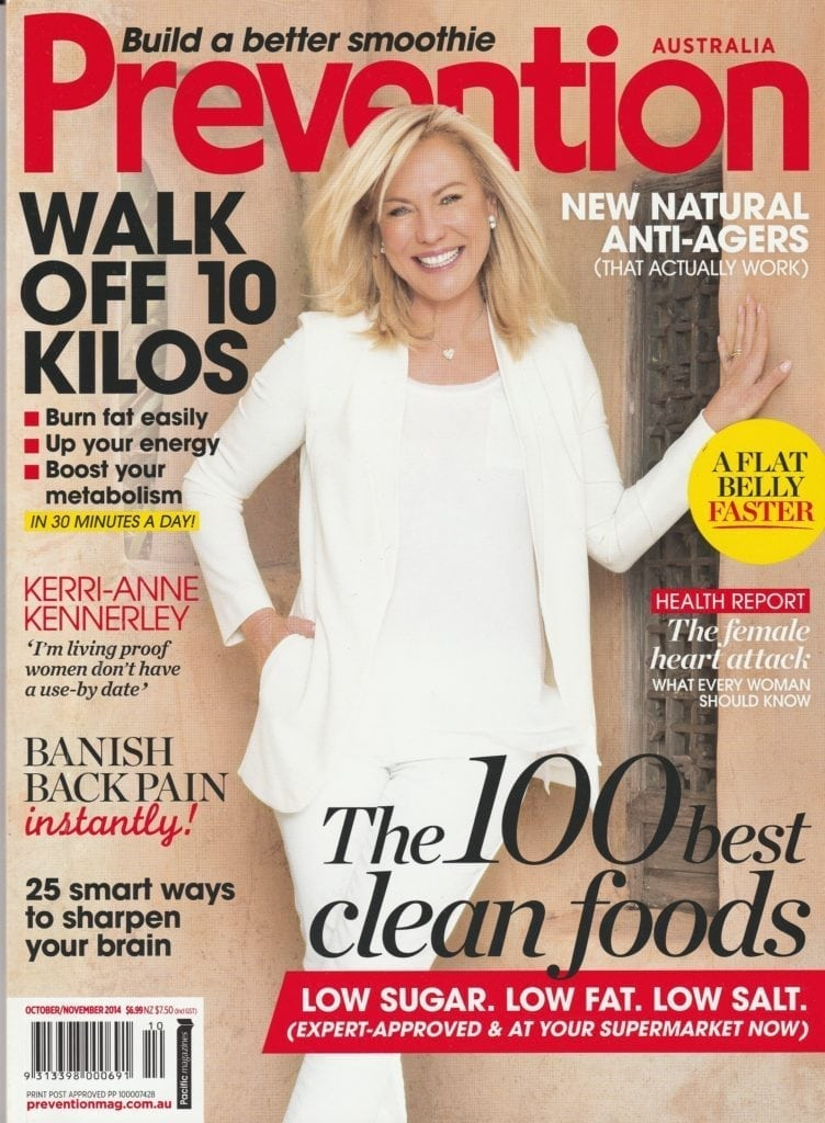 Prevention Magazine Australia October-November 2014