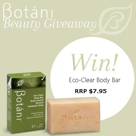 Win eco-clear body bar