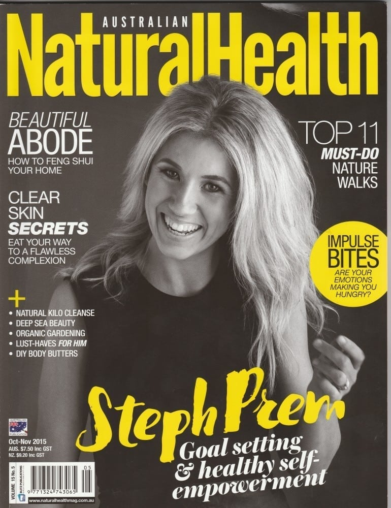 Australian Natural Health October November 2015