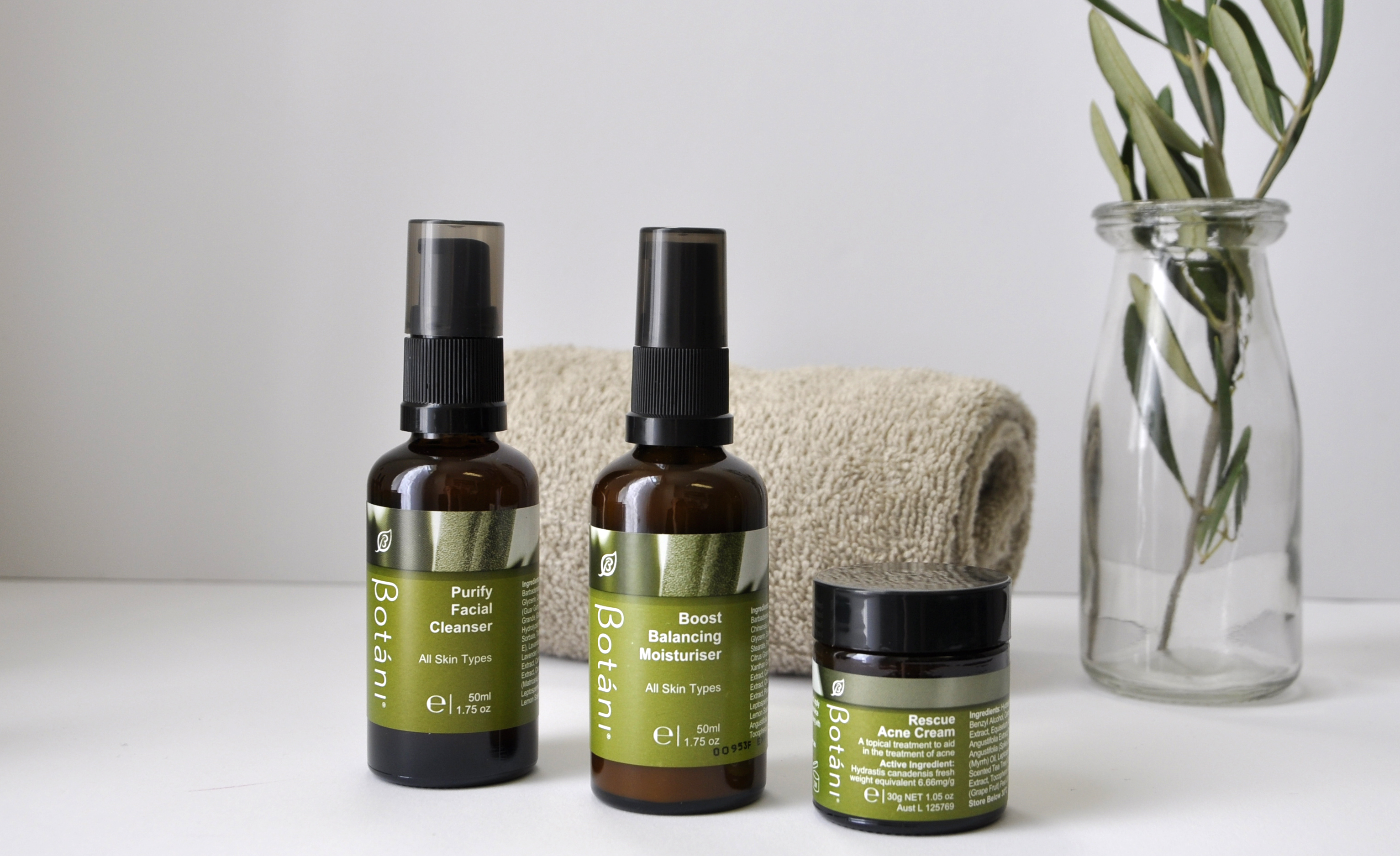 Take Control Of Your Acne Holistically With Botani