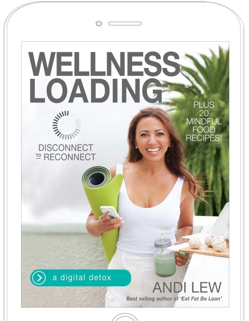 wellness loading, andi lew, health