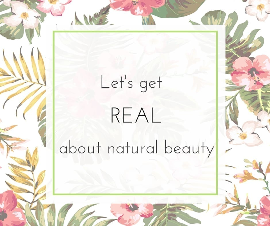 Differences In Natural Skincare And Natural Beauty