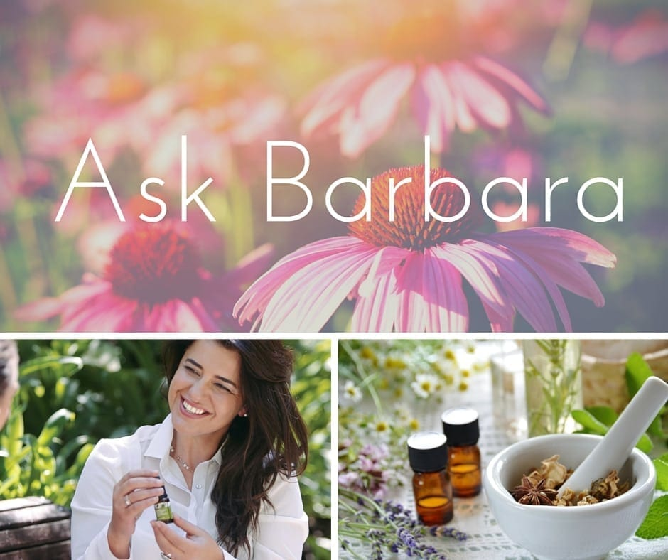 Double cleansing in this weeks ask Barbara