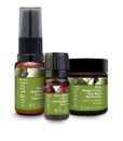 revive sample kit, travel kit, natural skincare