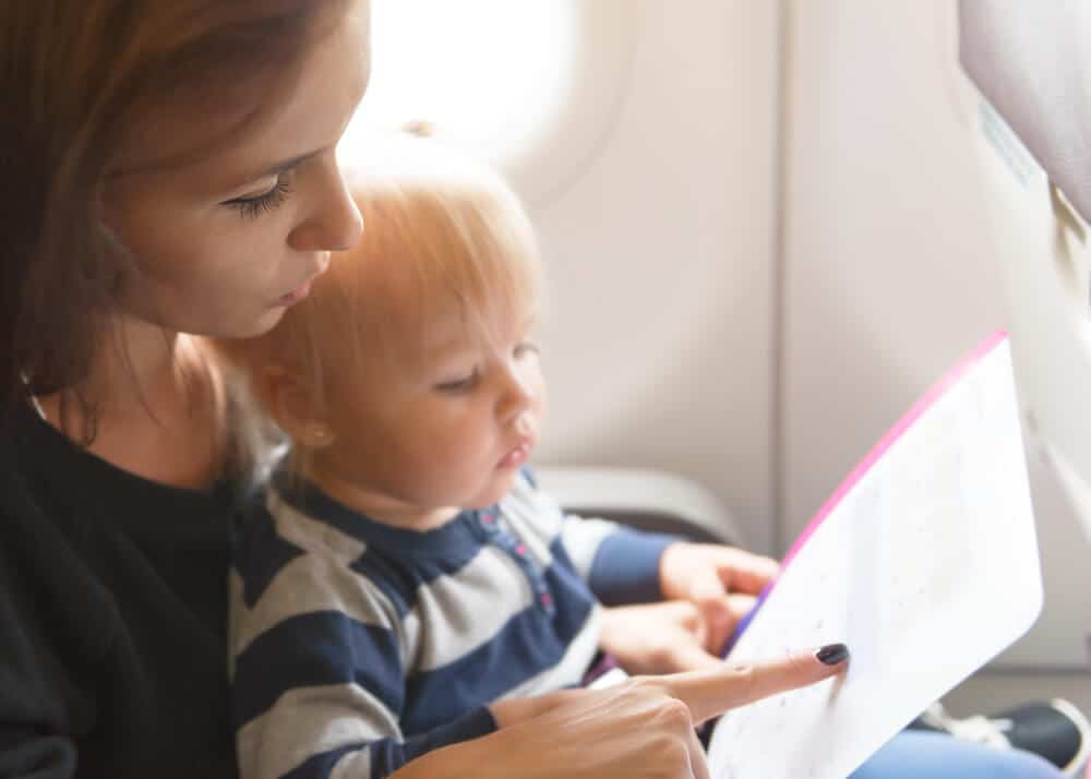 Skin Care For Travelling With Kids