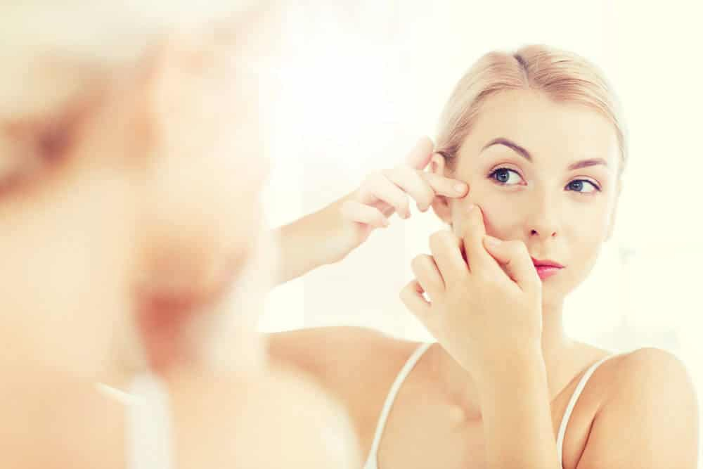Benzoyl Peroxide side effects on your skin