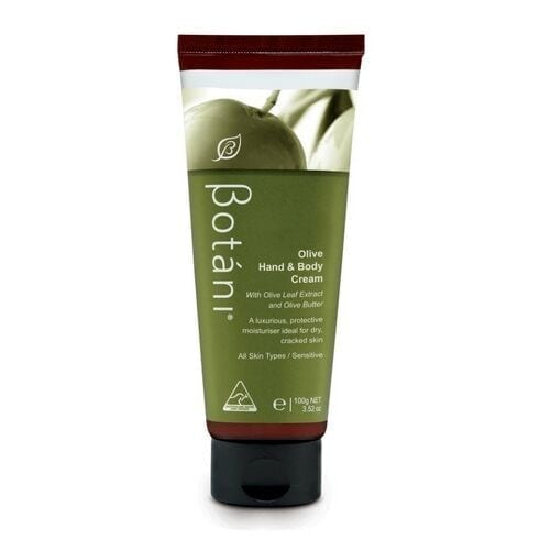 Olive Hand & Body Cream | Botani Skin Care